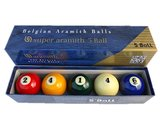 Super Aramith Carambole ballen set 5-ball_