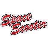Space Scooter zwart_