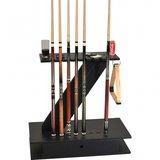 Buffalo Cue Rack Z model for 8 cues, black_