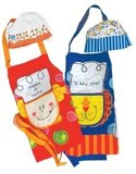 Simply for kids kookschort met muts blauw_