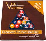 Poolballenset Ventura 57,2 mm Economy _