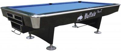 Buffalo pooltafel type Pro-II Pool Table 8 ft zwart