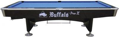 Buffalo Pro-II Pool Table 9 ft zwart