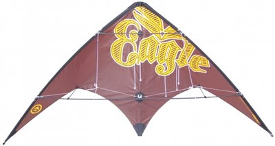 VLIEGER TYPE KITES EAGLE 185 GR (1-5BFT)