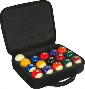 Poolballen Aramith Case Set Premium