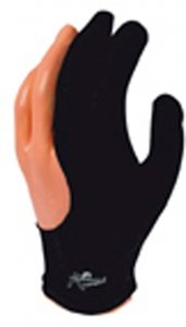 Handschoen Laperti zwart, extra large