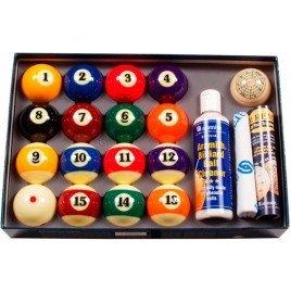 Poolballen Aramith Super, PRO, Value Pack