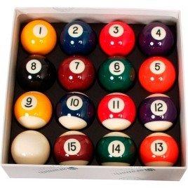Poolballen set Aramith Standard 57.2 mm