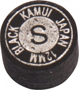 Pomerans Kamui Black Tip Soft 12 mm