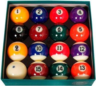 Poolballen set Aramith Premium 57.2 mm
