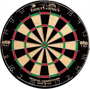 Dartbord Innergames Cliple Plus