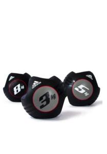 Medicine ball adidas Dual Grip 5 kg