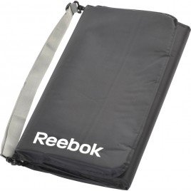 Fitness mat Reebok Tri-Fold Elements zwart