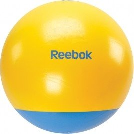 Gym ball Reebok Two Tone 65 cm cyaan