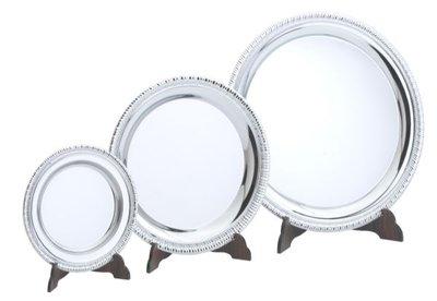 Serie D 106 Metalen bord
