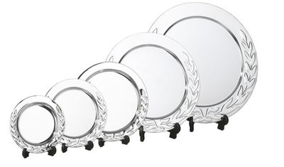 Serie D 105 Metalen bord
