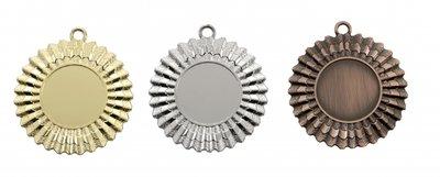 Medaille Goud, Zilver en Brons E231
