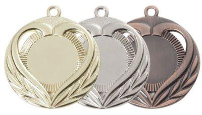 Medaille Goud, Zilver en Brons E193
