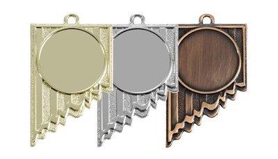 Medaille Goud, Zilver en Brons E198