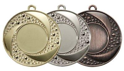Medaille Goud, Zilver en Brons E219
