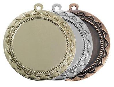 Medaille Goud, Zilver en Brons E201