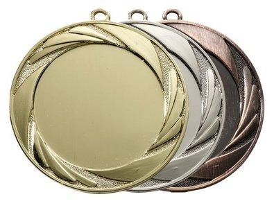 Medaille Goud, Zilver en Brons E215