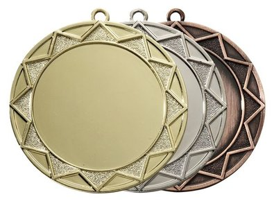 Medaille Goud, Zilver en Brons E221