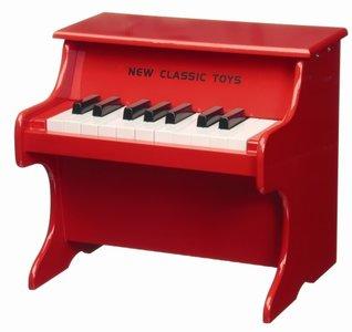 New Classic Toys Piano Rood Mini