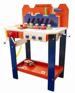 New Classic Toys Werkbank