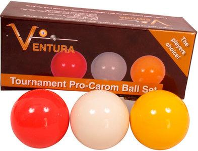 Carambole ballen set Ventura Tournament 61.5